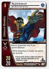 Superman, Big Blue Boy Scout - Foil