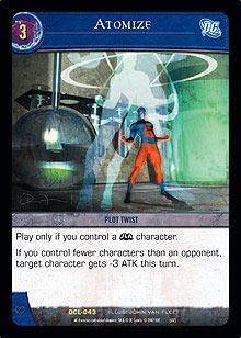 Atomize - Foil
