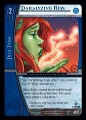 Paralyzing Kiss - Foil