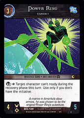 Power Ring, Earth 3 - Foil
