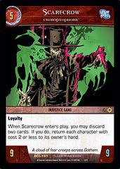 Scarecrow, Chiroptophobic - Foil
