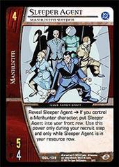 Sleeper Agent, Manhunter Sleeper - Foil