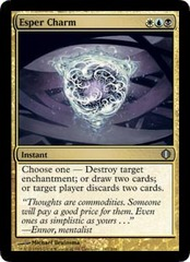 Esper Charm on Channel Fireball