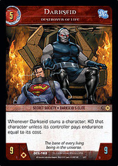 Darkseid, Destroyer of Life - Foil