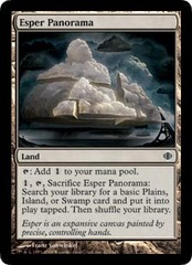 Esper Panorama on Channel Fireball