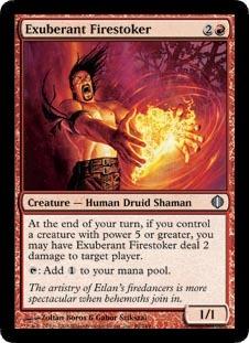 Exuberant Firestoker