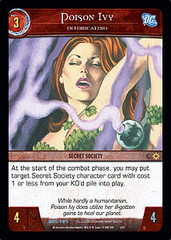 Poison Ivy, Intoxicating - Foil