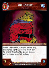 The Demon, Etrigan - Foil