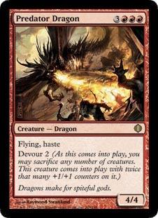 Predator Dragon