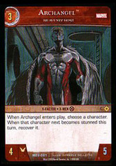 Archangel, Heavenly Host - Foil