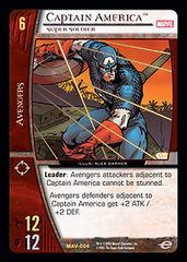 Captain America, Super Soldier - Foil