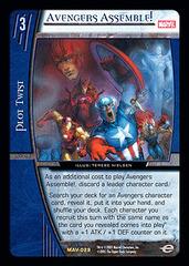 Avengers Assemble! - Foil