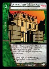 Avengers Mansion - Foil