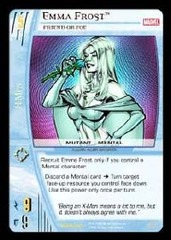 Emma Frost, Friend or Foe - Foil