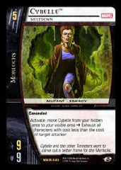 Cybelle, Meltdown - Foil