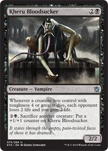 Kheru Bloodsucker - Foil