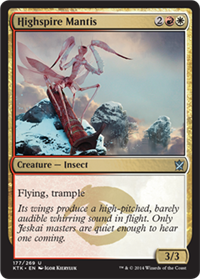 Highspire Mantis - Foil