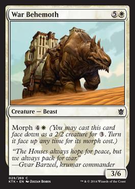 War Behemoth