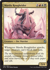 Mardu Roughrider