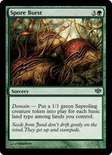 Spore Burst