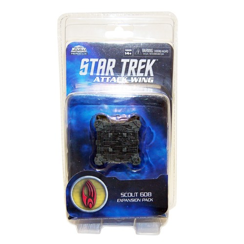 Star Trek: Attack Wing - Borg: Scout 608 Expansion Pack
