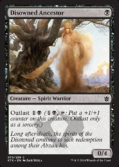 Disowned Ancestor - Foil