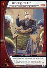Professor X, Friend of Mutants