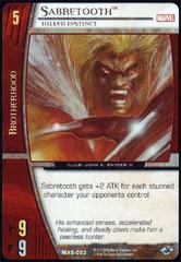 Sabretooth, Killer Instinct