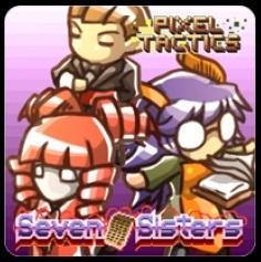 Pixel Tactics Seven Sisters