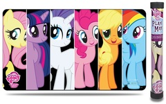 My Little Pony Playmat At The Ready