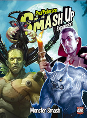 Smash Up Expansion: Monster Smash