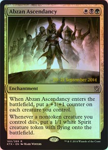 Abzan Ascendancy (Khans of Tarkir Prerelease)