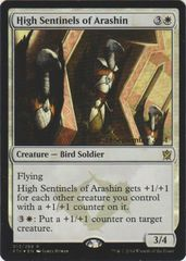 High Sentinels of Arashin - Foil - Prerelease Promo