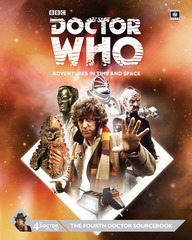 Doctor Who RPG: The Fourth Doctor Sourcebook