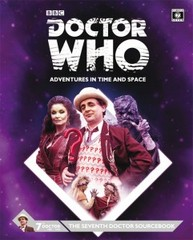 Doctor Who RPG: The Seventh Doctor Sourcebook