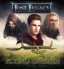 Lost Legacy 2: Flying Garden