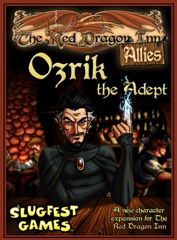 The Red Dragon Inn: Allies - Ozrik the Adept