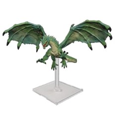 Attack Wing: Dungeons and Dragons Wave One Green Dragon Expansion Pack