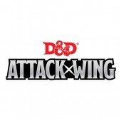 Attack Wing: Dungeons and Dragons - Black Base and Peg