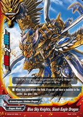 Blue Sky Knights, Slash Eagle Dragon - EB02/0018 - U