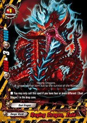 Raging Dragon, Zald - EB02/0038 - C