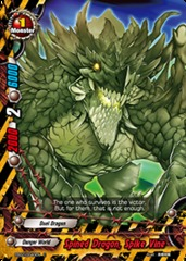 Spined Dragon, Spike Vine - EB02/0040 - C