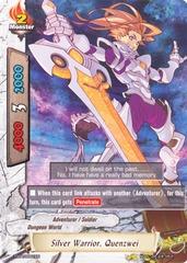 Silver Warrior, Quenzwei - TD04/0001 - C