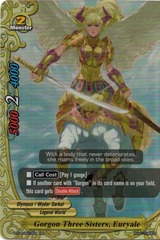 Gorgon Three Sisters, Euryale - BT04/0012 - RR