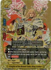 Knights of the Round Table, King Arthur - BT04/0013 - RR