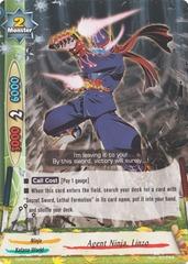 Agent Ninja, Linzo - TD05/0004 - C