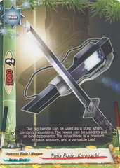 Ninja Blade, Kurogachi - TD05/0016 - C