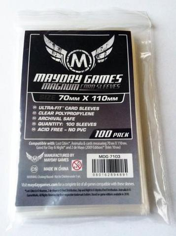 100 ct Magnum Ultra-Fit Lost Cities Card Sleeves