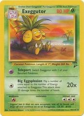Exeggcutor - 39/130 - Uncommon - Unlimited Edition