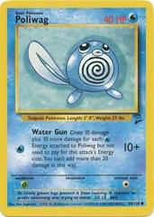 Poliwag - 88/130 - Common - Unlimited Edition